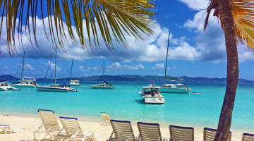 Combine a great trip to the BVI with Sailing Instruction