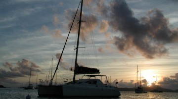 Choosing a chartering service in the BVI